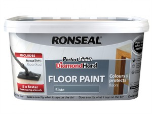 Diamond Hard Perfect Finish Floor Paint Slate 2.5 Litre