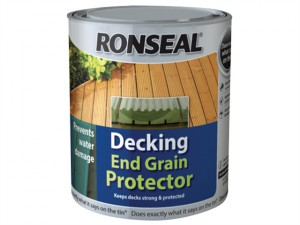 Decking End Grain Preserve Green 750ml