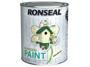 Garden Paint Elderflower 750ml