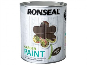 Garden Paint English Oak 750ml