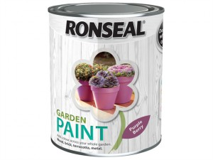 Garden Paint Purple Berry 750ml
