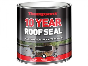 Thompson's Roof Seal Black 4 Litre