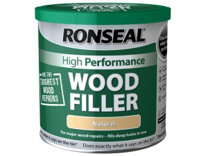 High Performance Wood Filler White 1kg