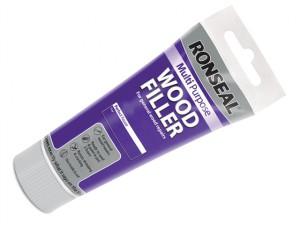 Multi Purpose Wood Filler Tube White 325g