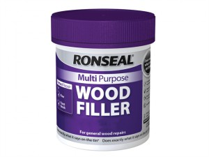 Multi Purpose Wood Filler Tub White 250g
