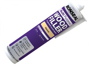 Multi Purpose Wood Filler Cartridge White 310ml