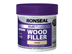 Multi Purpose Wood Filler Tub Natural 465g
