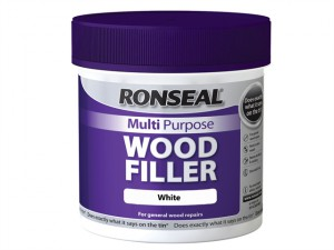 Multi Purpose Wood Filler Tub White 465g