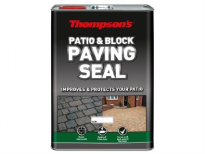 Patio & Block Paving Seal Satin 5 Litre