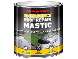 Thompsons Emergency Roof Repair Mastic 750ml
