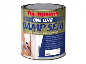 Thompson's One Coat Stain Block Damp Seal 2.5 litre