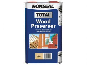 Total Wood Preserver Clear 2.5 Litre