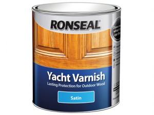 Exterior Yacht Varnish Satin 1 Litre