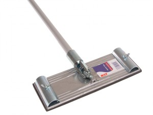 R6193 Pole Sander Soft Touch Aluminium Handled 700 - 1220mm (27 - 48in)