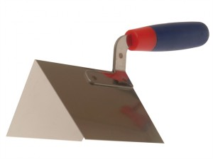 6205 External Corner Trowel Soft Touch Handle