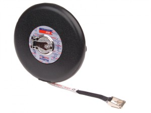 Fibreglass Long Tape 30m / 100ft (Width 13mm)
