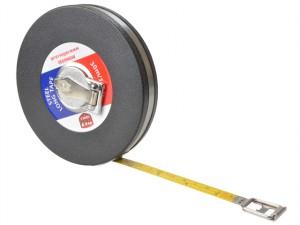 Closed Metallic Strip Steel Long Tape 30m/100ft (Width 13mm)
