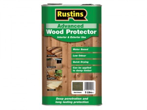 Quick Dry Advanced Wood Protector Green 5 Litre