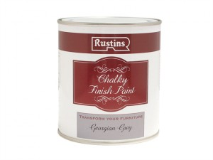 Chalky Finish Paint Georgian Grey 250ml