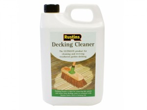 Decking Cleaner 4 Litre