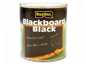 Quick Dry Blackboard Black 250ml