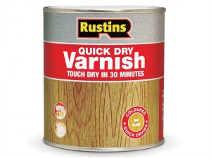 Quick Dry Varnish Gloss Clear 250ml