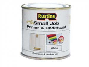 Small Job Primer & Undercoat White 250ml