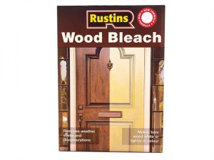 Wood Bleach Set (A & B Solution 500ml)