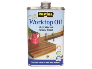 Worktop Oil 1 litre