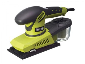 ESS-200RS 1/3 Sheet Orbital Sander 200 Watt 240 Volt