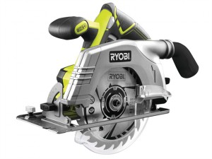 R18CS-0 ONE+ 18V 165mm Circular Saw 18 Volt Bare Unit