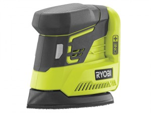 R18PS-0 ONE+ 18V Corner Palm Sander 18 Volt Bare Unit