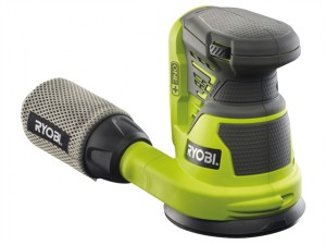R18ROS-0 ONE+ Random Orbital Sander 18V Bare Unit