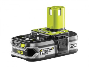 RB 18L15 ONE+ 18V Battery 18 Volt 1.5Ah Li-Ion