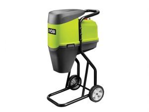 RSH-2455 Quiet Mulching Shredder 2400 Watt 240 Volt