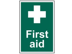 First Aid - PVC 200 x 300mm