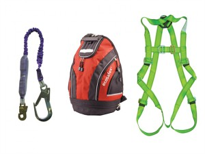 Fall Arrest Scaffolders Kit in Rucksack