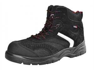 Bobcat Low Ankle Black Hiker Boots UK 6 Euro 39