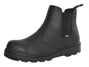 Ocelot Dealer Boot Black UK 7 Euro 41