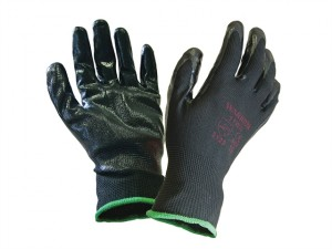 Seamless Inspection Gloves - Large (Size 9) (12 Pack)