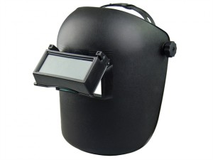 Flip-Up Welding Helmet with DIN 11 Lens