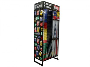Signs Display - 144 Signs (combi Stand)