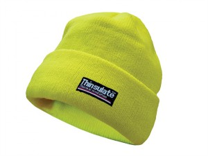 Hi-Vis Beanie Hat Thinsulate Lined