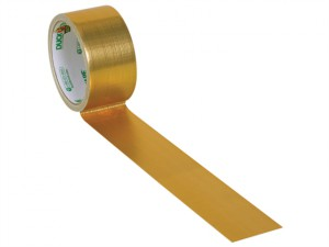 Duck Tape® 48mm x 9.1m 24 Carat (Gold)