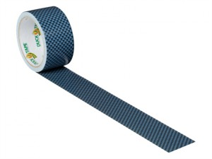 Duck Tape® 48mm x 9.1m Carbon Fibre