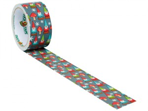 Duck Tape® 48mm x 9.1m Elf Invaders