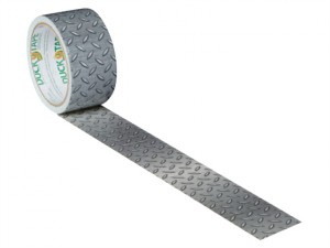 Duck Tape® 48mm x 9.1m Metalika
