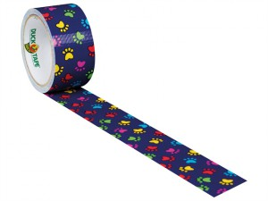 Duck Tape® 48mm x 9.1m Paint Paws