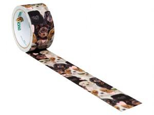 Duck Tape® 48mm x 9.1m Puppy Love