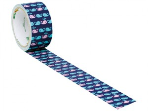 Duck Tape® 48mm x 9.1m There She Blows